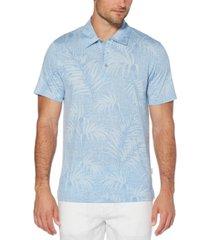 cubavera men's tropical polo shirt
