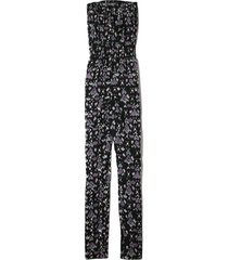 timea jumpsuit in dark midnight