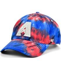 '47 brand arizona diamondbacks truckin' usa clean up cap