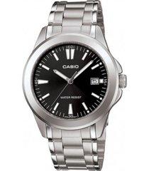 reloj análogo casio ltp-1215a1a2-gris