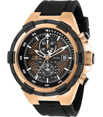 reloj black invicta aviator 28097 - yakaim