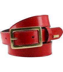 cinturon  rojo  gacel