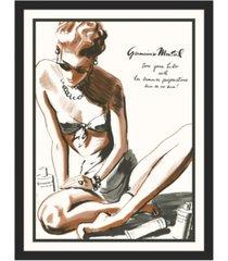 "germaine montiel framed giclee wall art - 33"" x 43"" x 2"""