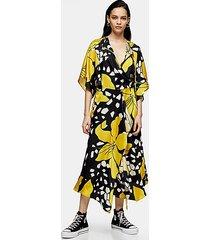 *lily floral print dress by topshop boutique - multi