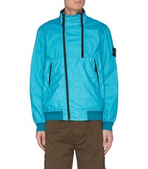 'membrana' zip detail jacket