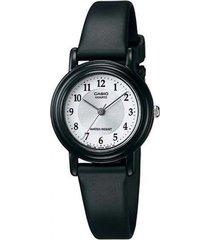 reloj análogo casio lq-139a-7b3-negro