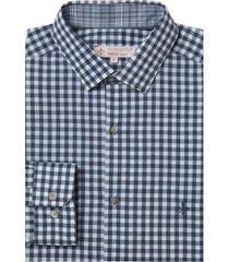 camisa dudalina manga longa fio tinto xadrez masculina (xadrez, 6)