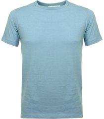 merz b schwanen 1950's ocean t-shirt 1950