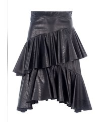 philosophy ruffled skirt