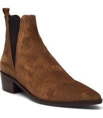 booties shoes chelsea boots brun billi bi