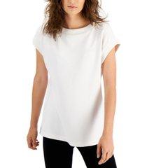 alfani cap-sleeve tunic, created for macy's