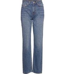 basic denim raka jeans blå ganni