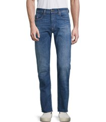 diesel men's buster slim-fit jeans - denim - size 33