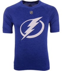 majestic tampa bay lightning brayden point men's synthetic stack name and number t-shirt