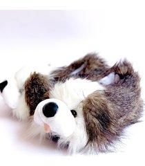 pantuflas de perro ovejero unisex hechas en colombia