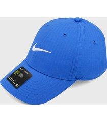 gorra azul-blanco nike legacy 91