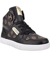 zapatilla footwear gwjustis2-a brml negro guess