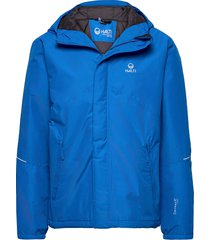 caima men's warm drymaxx shell jacket outerwear sport jackets blå halti