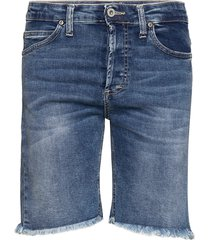 girlfriend shorts london bermudashorts shorts blå please jeans