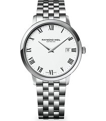 toccata stainless steel bracelet watch