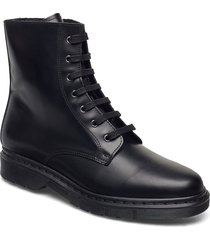 shoe shoes boots ankle boots ankle boot - flat svart sofie schnoor