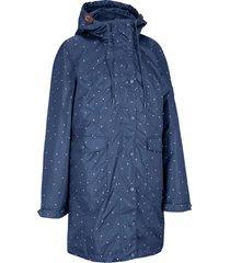 giacca moderna 3 in 1 con gilet trapuntato (blu) - bpc bonprix collection