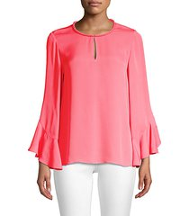 ara silk blouse
