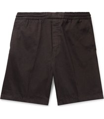 acne studios shorts & bermuda shorts