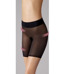 mutandine sheer touch control shorts