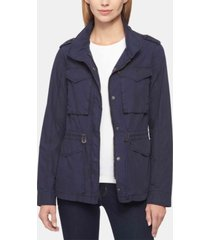 levi's women's lightweight cotton field jacket