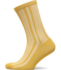 slflana sock b lingerie socks regular socks gul selected femme