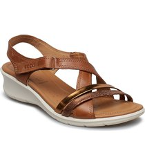 felicia sandal shoes summer shoes flat sandals ecco