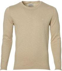 sale - hensen pullover - extra lang - beige