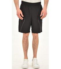 a-cold-wall black bermuda shorts