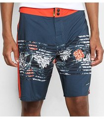 board short hd sublimada masculina
