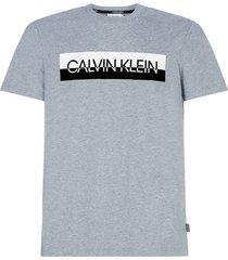 t-shirt logo grijs