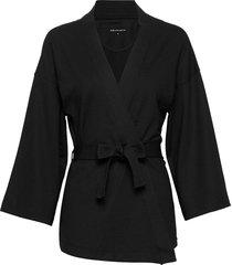 budo jacket kimonos zwart röhnisch