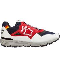 scarpe sneakers uomo in pelle polaris