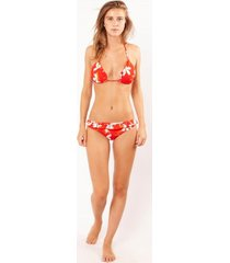 barts bikini women dalian triangle red-maat 36