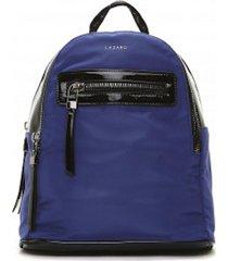 mochila azul lazaro new york