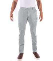 pantalón frank pierce chino p3003 - gris