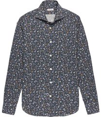 kiton shirt wool