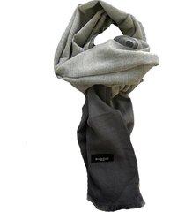 bufanda gris brooksfield gardner