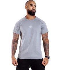 camiseta evolution cinza