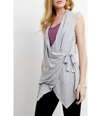 coin 1804 womens light weight wrap vest