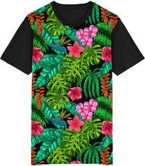 camiseta tshirt migian florida sublimada verde
