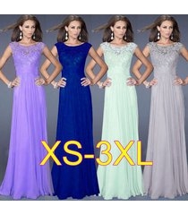 evening dresses ever pretty women fashion elegant sexy lace new long party dress