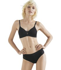 brasier copa triangulo-negro-options-femenino