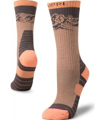 calcetin mujer trekking light socks lippi