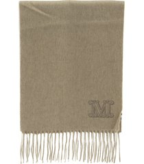max mara wsdalia cashmere scarf